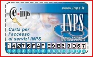 PIN INPS