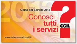 CartaServiziCGIL2013