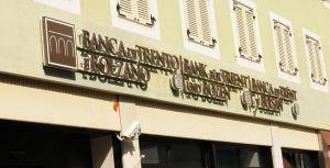 Banca a Ortisei - foto Goria