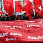La FISAC Piemonte alla manifestazione di Milano del 30 gennaio