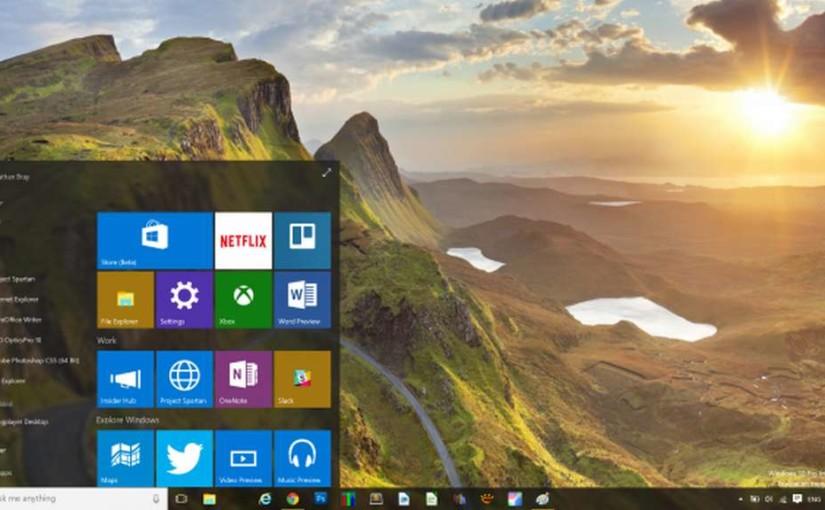 CeSI: istruzioni per passare a Windows 10