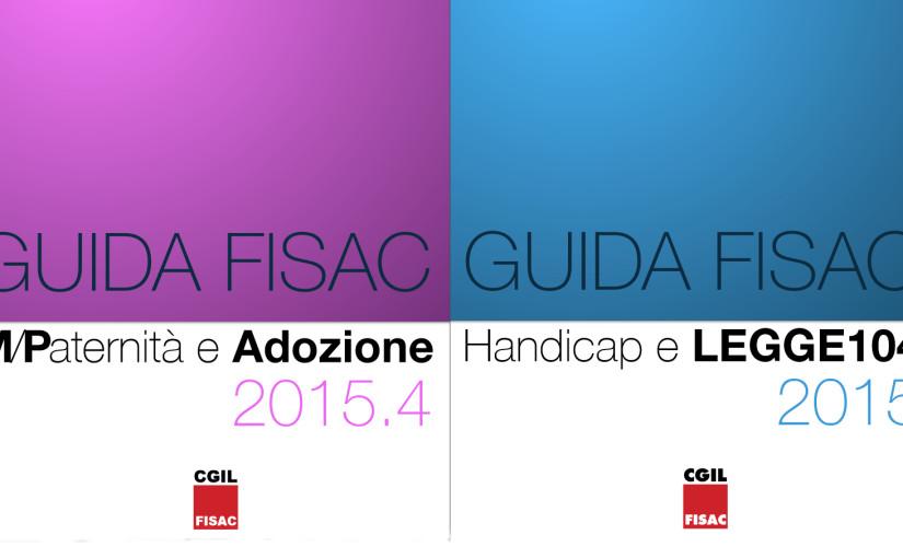 Aggiornate la Guida Maternità, Paternità e Adozione e la Guida Handicap e Legge 104