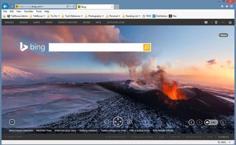 Hai aggiornato il tuo browser?
