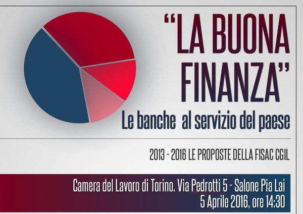 LA BUONA FINANZA a Torino