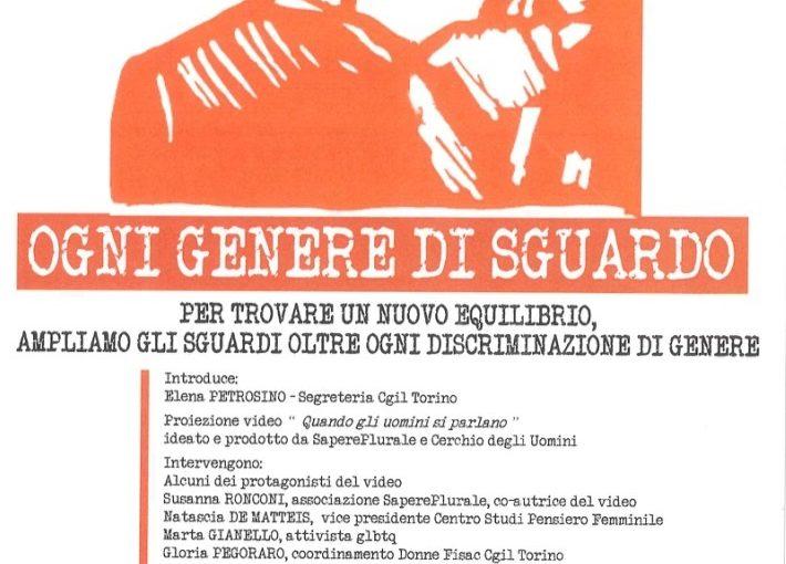 Iniziative Cgil per l'8 marzo