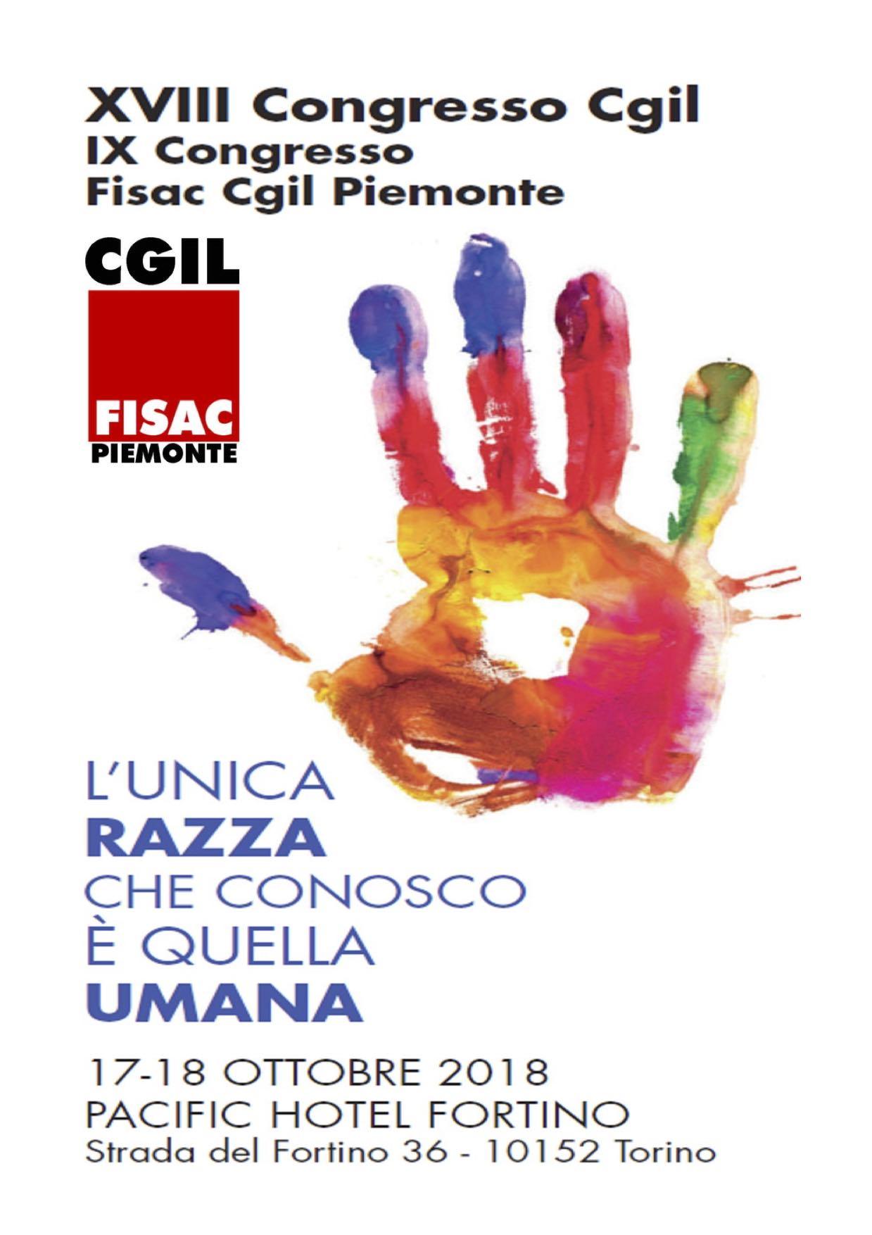 IX CONGRESSO FISAC CGIL PIEMONTE