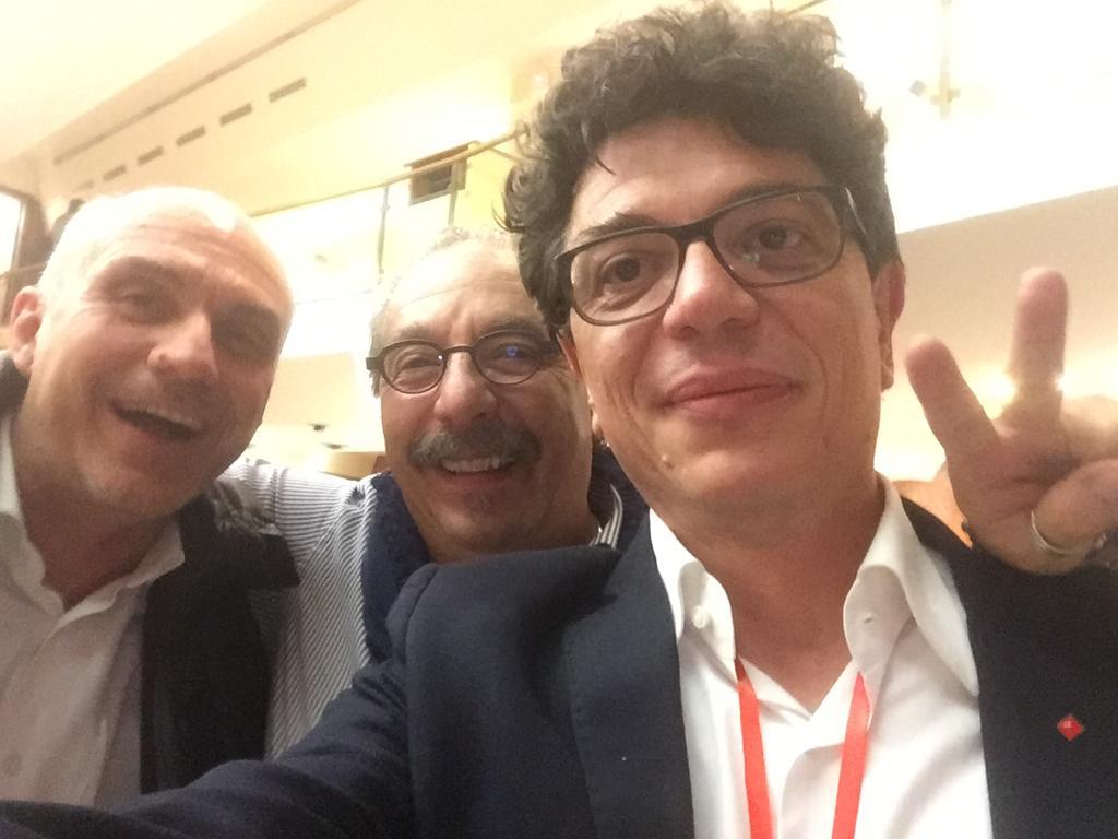 Giuliano Calcagni nuovo Segretario Generale Nazionale Fisac