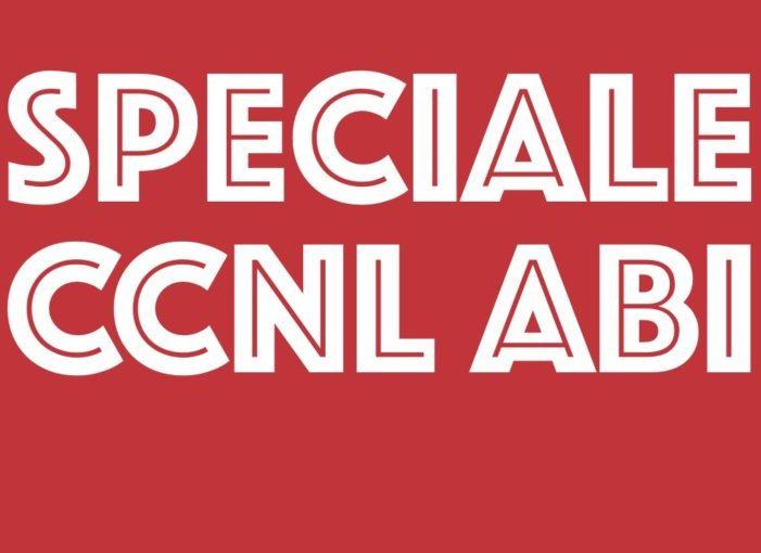 Firmata l'ipotesi d'intesa per il rinnovo dell CCNL ABI