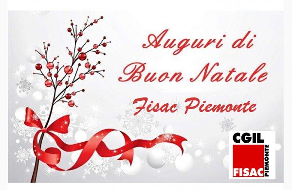 Auguri di Buon Natale e di Buone Feste!