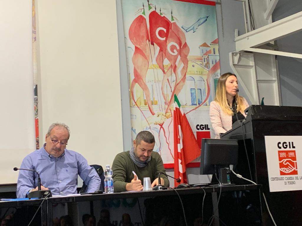 Assemblea Generale Fisac Piemonte su rinnovo del Ccnl Abi